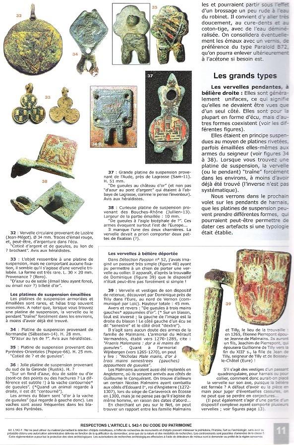 Pinjantes de caballeria medievales Vervel14