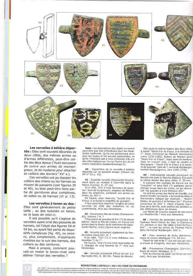Pinjantes de caballeria medievales Vervel16