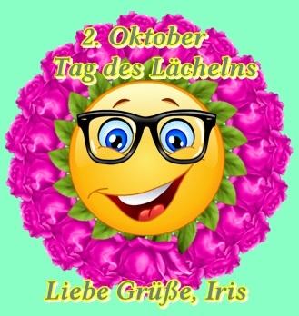 2. Oktober - Tag des Lächelns Fb10