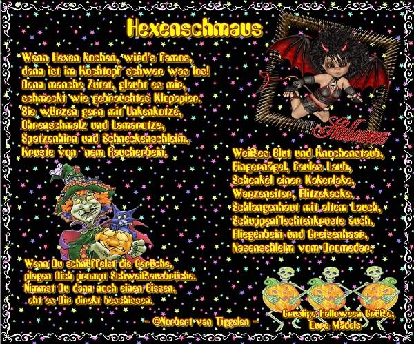 Herzliche Grüße zum Reformationstag/Halloween Hexens11