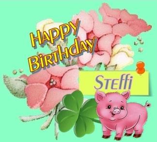 Happy birthday steffi39 Steffi10