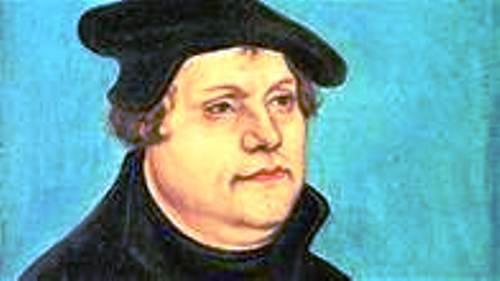 31 octobre : Fête de la réformation Luther11