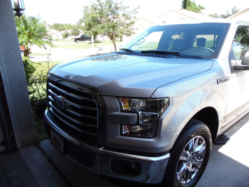 My New 2015  F- 150 Sam_0011