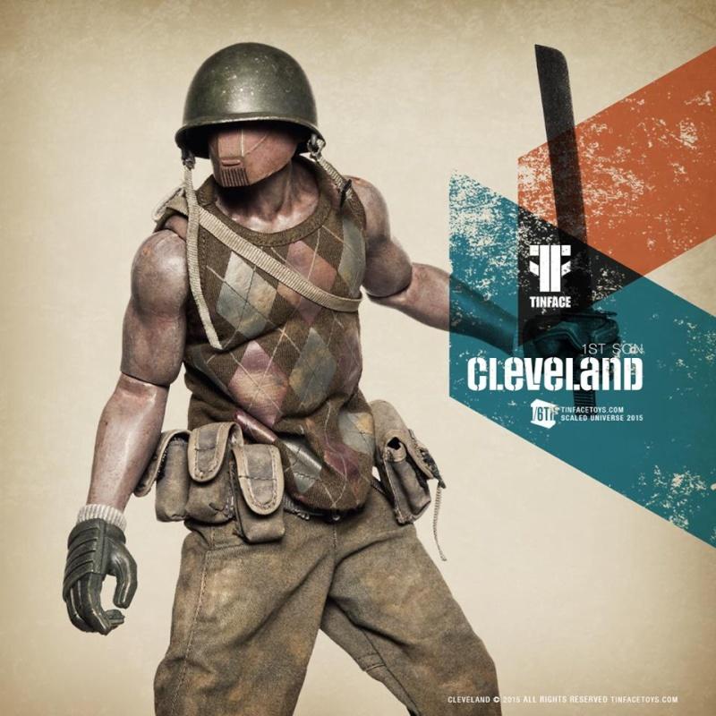 TINFACETOYS - CLEVELAND  12074810