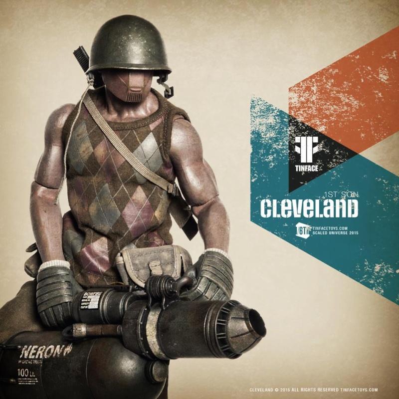 TINFACETOYS - CLEVELAND  12122814
