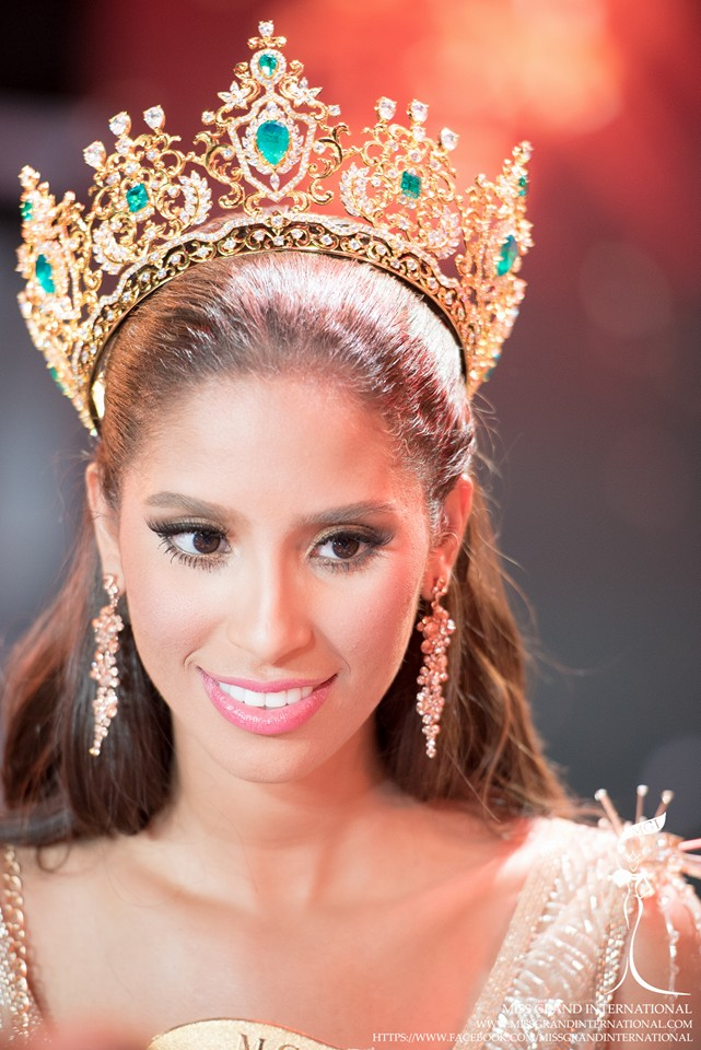 Anea García- MISS GRAND INTERNATIONAL 2015- RESIGNED 10478110