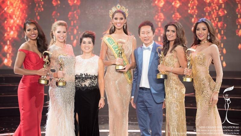 Anea García- MISS GRAND INTERNATIONAL 2015- RESIGNED 12043110