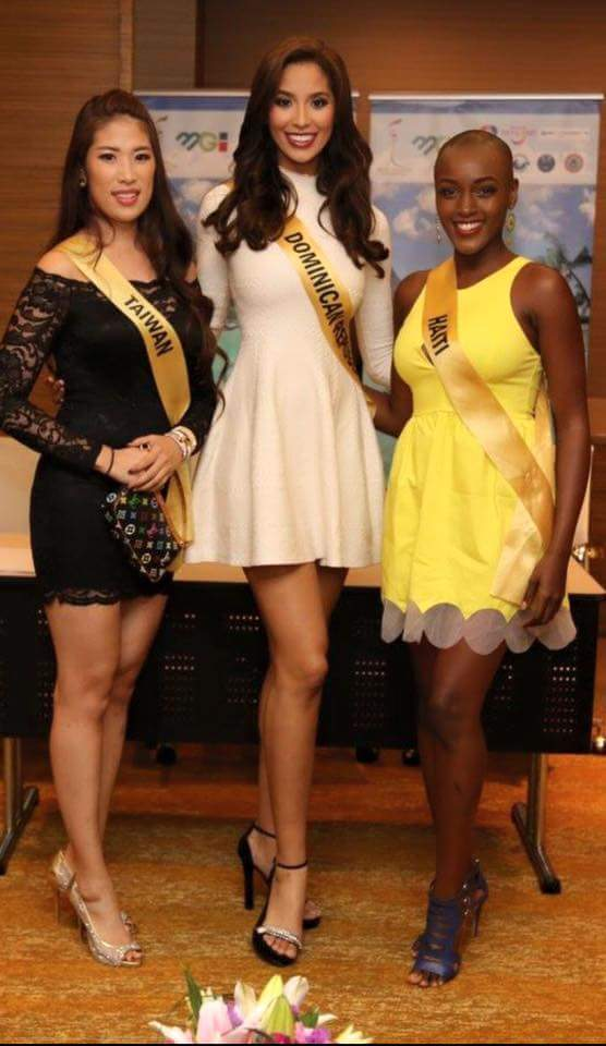 Road to Miss Grand International 2015- Dominican Rep. Won!! - Page 5 12088313