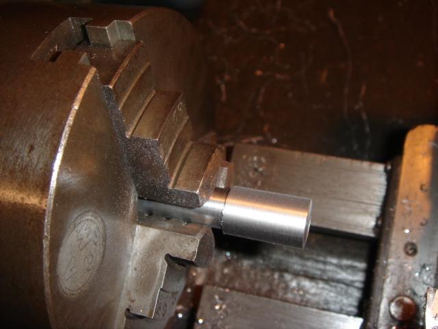 fabrication d'un fly cutter Dsc00710
