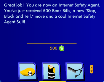 Be An Internet Safety Agent! Screen12