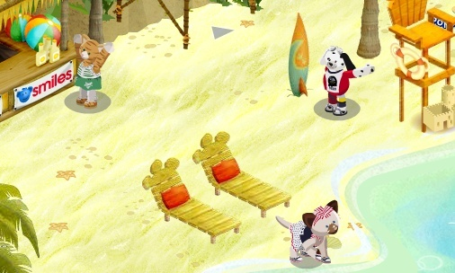 Cool Cats & Hot Dogs in Bearville! Ss05910