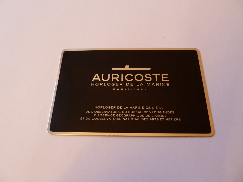 Ma nouvelle : Auricoste Type 20 (moderne) Aurico45