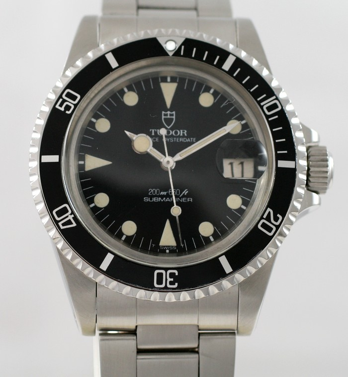 (Vendue) Tudor SubmarinerRéf : 76100 Img_0538
