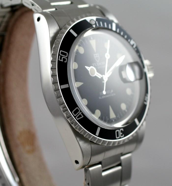 (Vendue) Tudor SubmarinerRéf : 76100 Img_0539