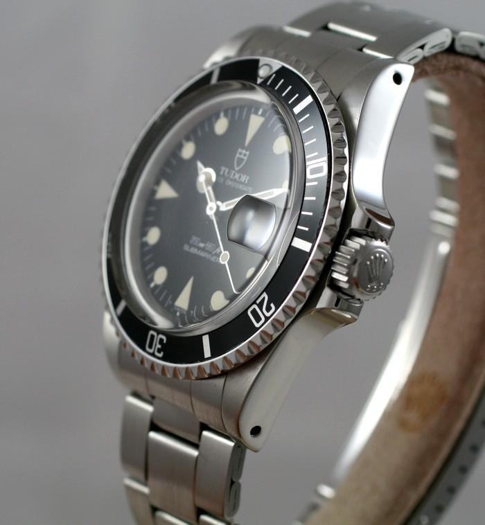 (Vendue) Tudor SubmarinerRéf : 76100 Img_0540