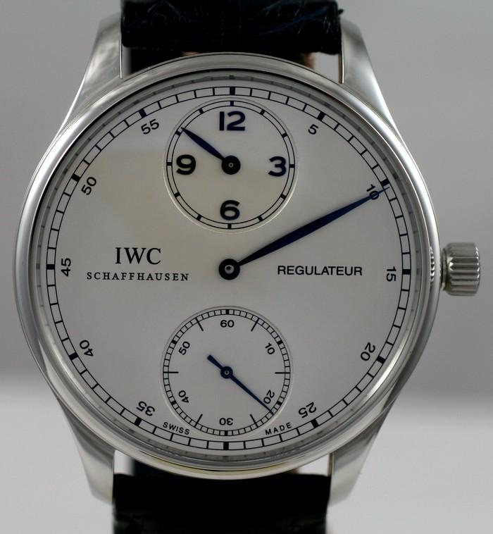 (Vendue) IWC RégulateurRéf : IW 544401 Img_0936