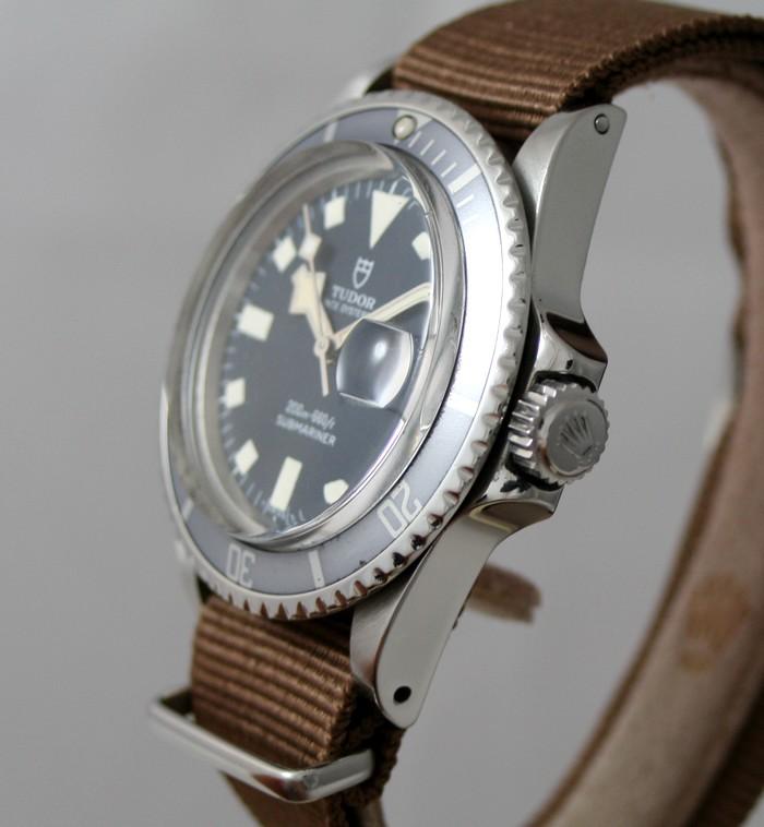 (Vendue) Tudor SubmarinerRéf : 9411 Img_1124