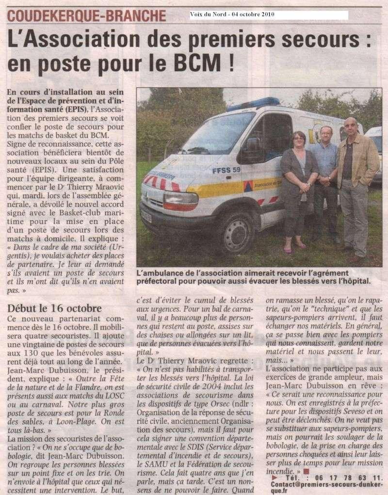Articles de presse Vdn_2011