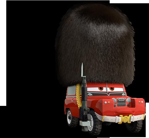 La voiture du film Cars 2 que vous aimeriez voir en miniature Mattel ! Sgt_hi10