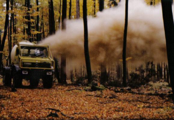 forestiers de roger : première partie - Page 37 Unimog15