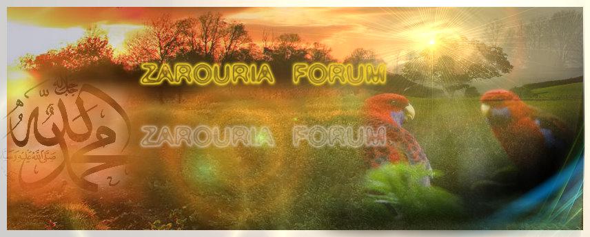 Zarouria Forum OnLine