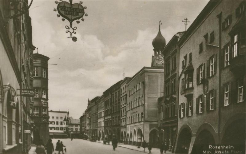 1945 - Deutschland  -  Landpoststempel (Poststellenstempel) Mietra11
