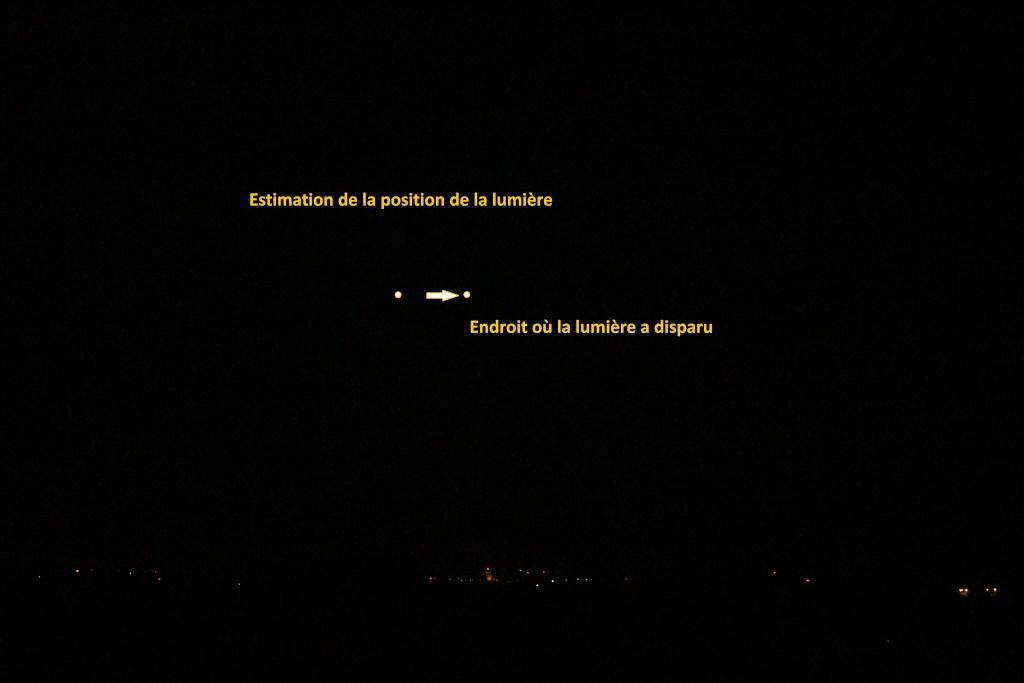 2015: le 28/08 à 00h20 - Lumière étrange dans le ciel  -  Ovnis à Crozon - Finistère (dép.29) - Page 2 Img_4411