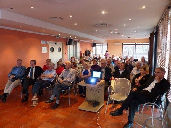 CONFERENCE SUR LE FINANCEMENT DES MEDIAS par l'association des contribuables d'Aubagne (Bouches du Rhône) 13_10_10
