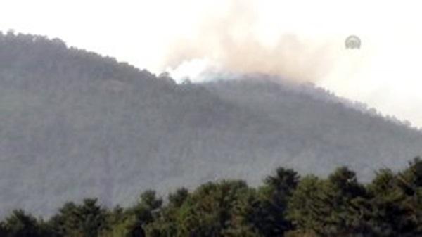 Konya'da Orman Yangını Konya-10