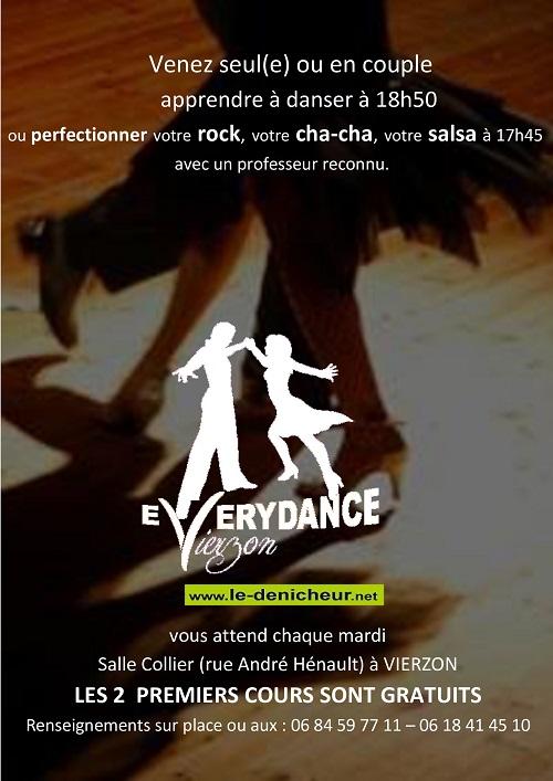 2015/2016 - VIERZON - Cours de danse (rock, cha-cha, salsa) 00510