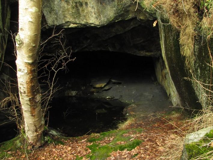 les grottes de Guerlédan Razdul10