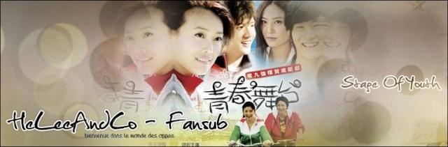 [C-Drama] Stage of Youth DVD (Futur Projet) Bansta10
