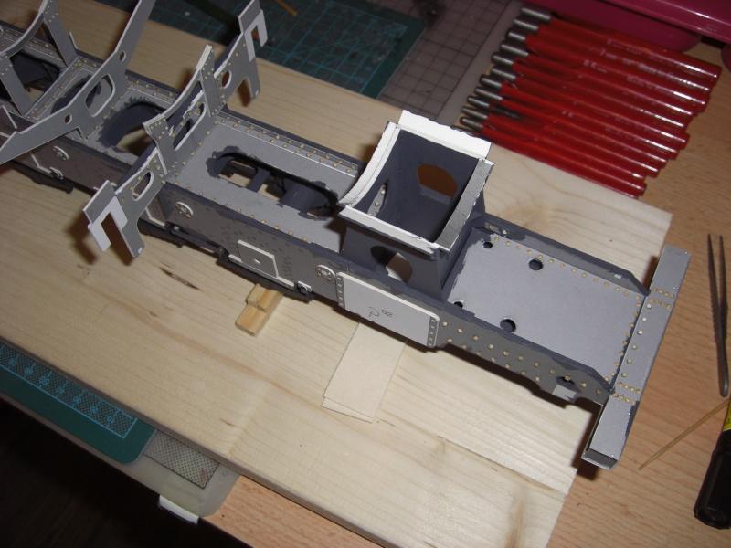Fertig - Lok BR 52 von Modelik 1:25 gebaut von Lothar - Seite 2 05810