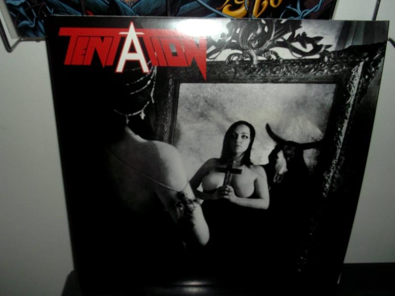 TENTATION 1er album (2015) Heavy Metal  Tentat10
