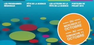 La fête de la science, c'est maintenant et jusqu'au 11 octobre 14441310