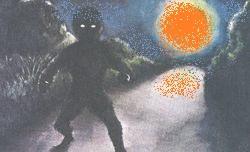 Inde - Un OVNI et un extraterrestre observés le 1er Octobre 2015 près de Kanagal Artfic10