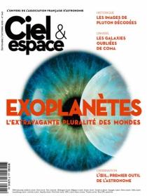 Les exoplanètes à la Une du dernier numéro de Ciel & Espace Cielet10