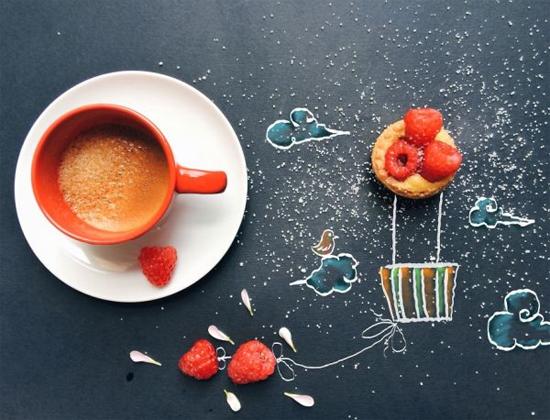 Chùm tranh sáng tạo độc đáo từ ly cafe sáng  Cafe2-10