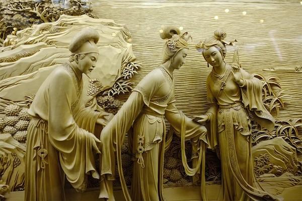 Nghệ thuật điêu khắc đỉnh cao thổi hồn vào từng thớ gỗ Wood3-10