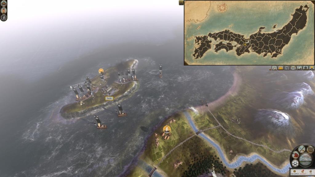 Total War ; Shogun 2 2011-012
