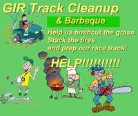 Track Clean Up 05JUN11 19573110