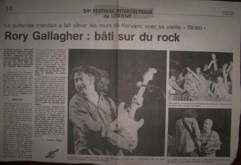 Festival Interceltique de Lorient, 09 août 1994 [Bootleg] 210