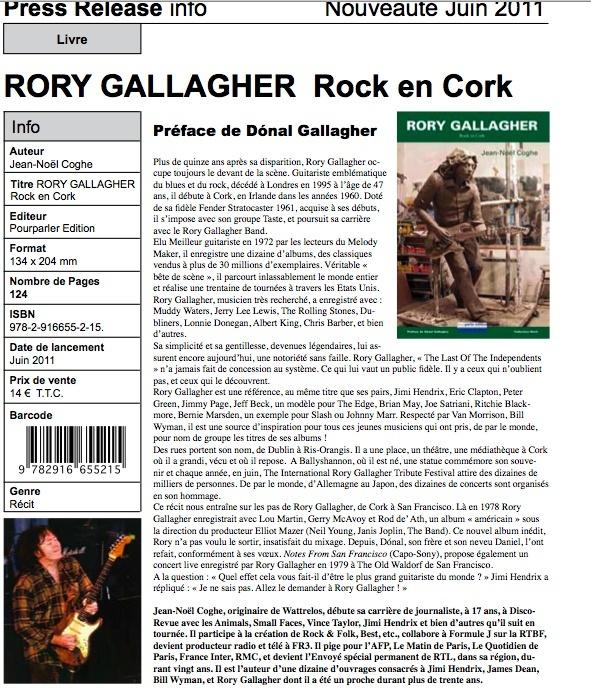 Jean-Noël Coghe - Rock En Cork Image_51