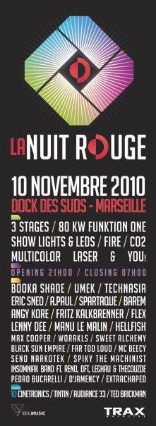 La Nuit Rouge 10/11@Dock Des Suds Marseille 60465_10