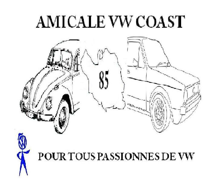 amicale vw coast 85