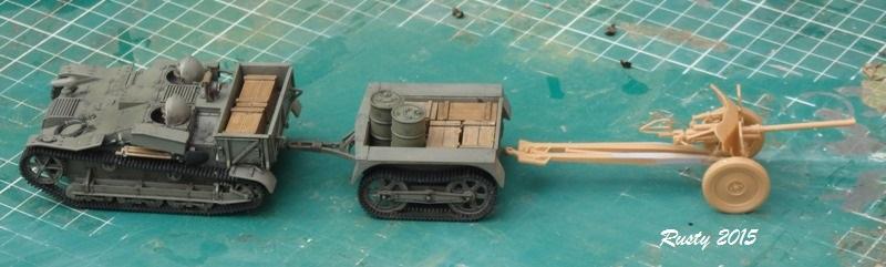 Chenillette Renault UE et canon de 25 [Tamiya et Heller 1/35] Pa052513
