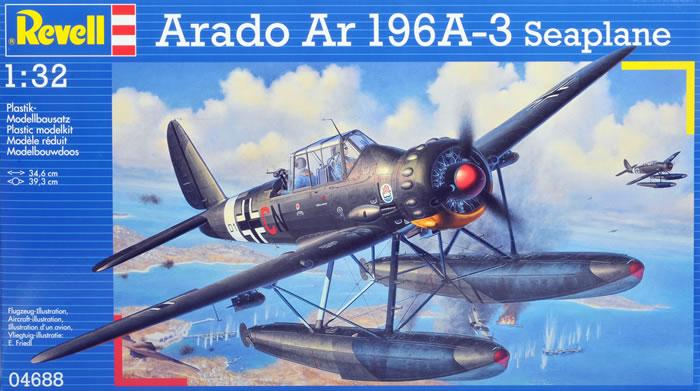 ARADO 196 PSEUDO-FRANCAIS  [REVELL 1/32] Revell10
