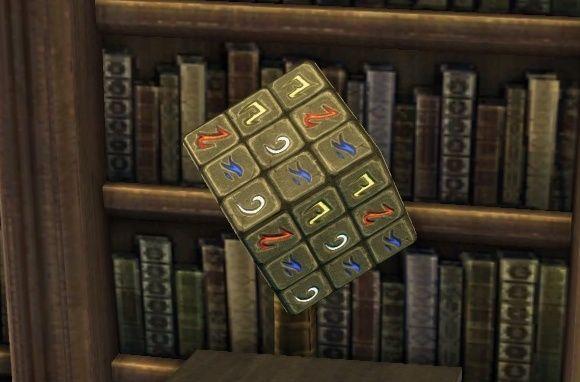 Méta-Enigme: Le long chemin vers Calweddi Cube10