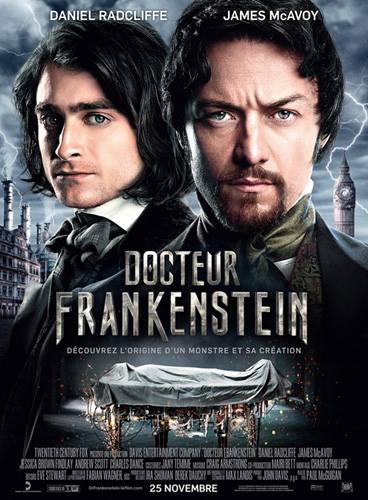 Une affiche pour Victor Frankestein 11800010