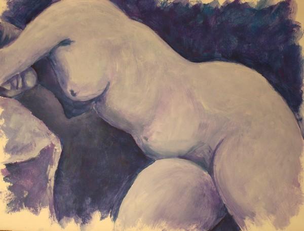 Les nus Elle210